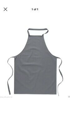 Grey Cooking Crafts Apron Used As A Film Prop