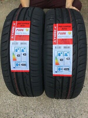New 2 X 225 45 Zr17 94W Xl Haida Hd927 New Tyres Amazing Wet Grip B -2254517 New