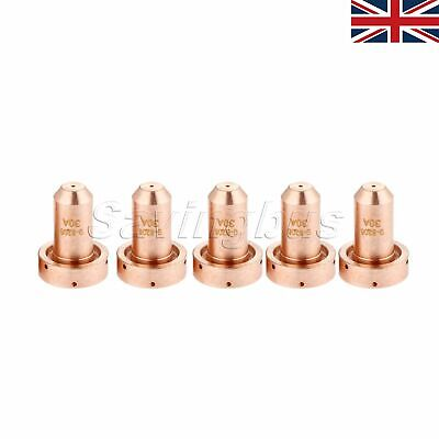 UK SELLER TIG Nozzle Tip 9-8206 for SL60 SL100 Plasma Cutter Consumables 30A 5PK