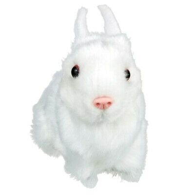 Rabbit Simulation Model Toy Realistic Animal Toys Gift Prop for School