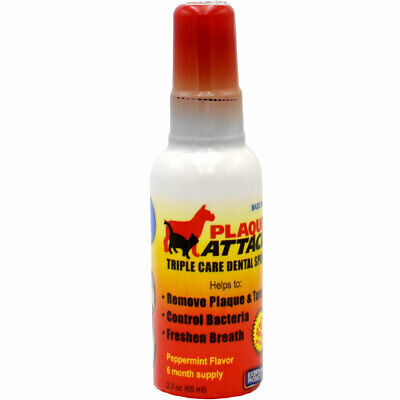 Plaque Attack Spray 2.2 oz