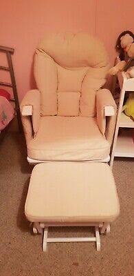 Serenity Natural Nursing Glider Maternity Chair