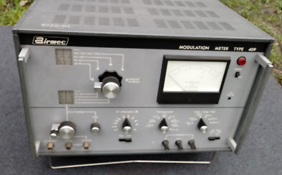 Airmec Modulation Meter 409 - Racal Engineering Racal /9856