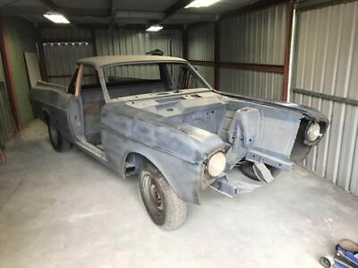 XR ford falcon ute tubbed unfinished project XT XW XY GT