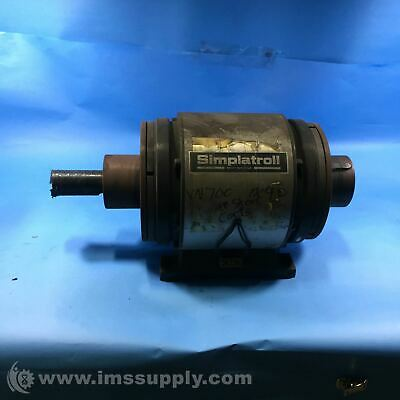 Miki Pulley 121-20-10 Clutch Brake Unit, Size 20 USIP