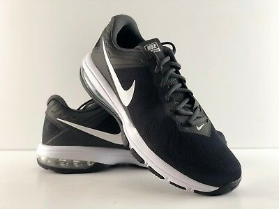 new products c990a de0bc Nike Air Max Full Ride TR Black White Anthracite Men s 11.5 819004 001