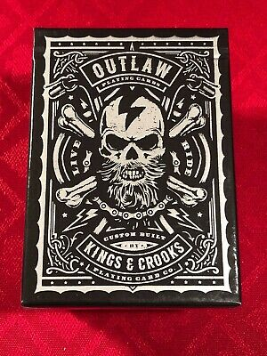 Outlaw - Standard Edition Playing Cards by Kings & Crooks