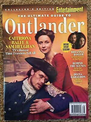 Entertainment Weekly Ultimate Guide To Outlander Magazine