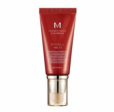 *MISSHA* Perfect Cover BB Cream SPF42 PA+++ [No.23 - Natural Beige] 50ml