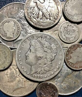 Estate Sale * 20 US Coins w/ Silver, Proof & more Included!  $50-$70 Value