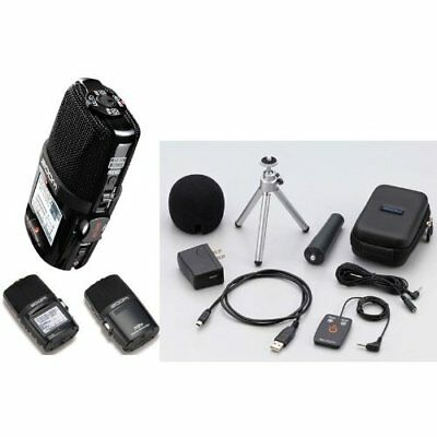 ZOOM H2n Handy Portable Recorder PCM / Accessoary Kit APH-2n New Japan new .