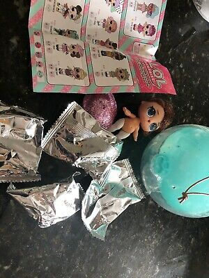 LOL Surprise Bling Holiday Series Doll POSH ~ 7 Surprises Glam Glitter Authentic