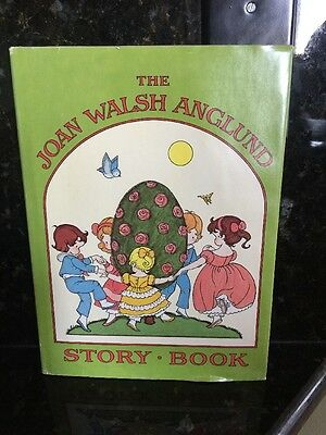 The Joan Walsh Anglund Story Book, Hardcover With Dust Jacket.