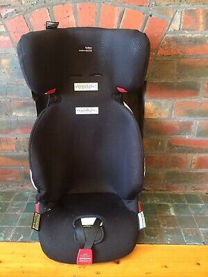 Britax Safe-n-Sound Tourer Buff Black Booster Seat (for ages 4-8 plus)