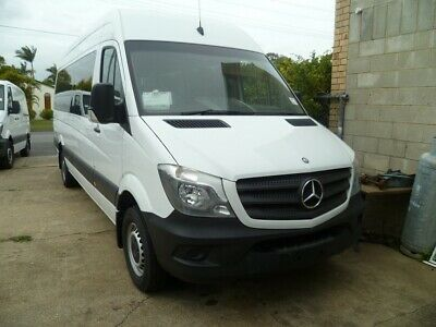 7/2011Mercedes Benz Sprinter 316Cdi, Lwb, 12 Seater Bus With Wheel Chair Lifter.