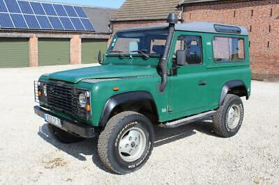 "1991 Land Rover Defender 90 SW 200Tdi LHD "" USA Export arranged """