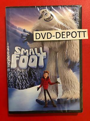 Small Foot DVD **AUTHENTIC item read** Brand New FAST Free Shipping