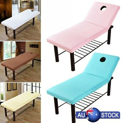 190 x70cm Beauty Massage Bed Table Elastic Cover Salon Spa Couch Sheet Bedding