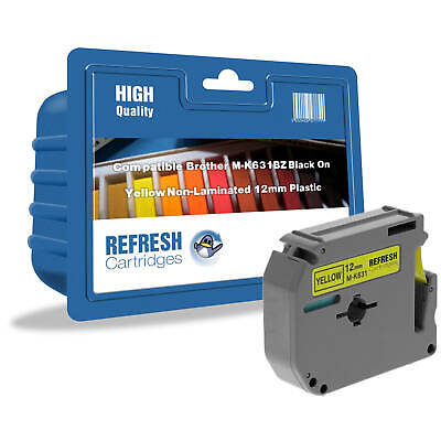 Refresh Cartridges M-K631Bz Compatible With Brother Printers