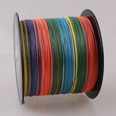 SPECTRA BRAID FISHING LINE DORISEA 10 15 20 30 40 50 60 80 100lb 300m 500m 1000m