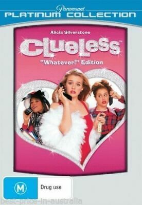 Clueless – Dvd- Region-4- New And Sealed-Free Post Within Australia
