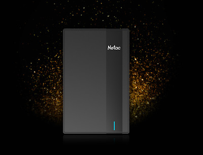 Netac USB 3.0 1TB 2TB Protable HDD External Hard Disk Drive For Business K331