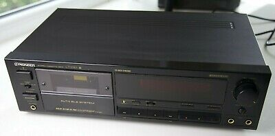 Pioneer stereo cassette deck CT-S310   made in Japan