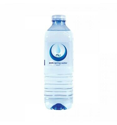 Nu-pure Spring Water 600ml x 24