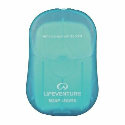 Lifeventure Travel Soap Leaves
