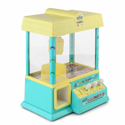 Keezi Kids Carnival Claw Machine Yellow