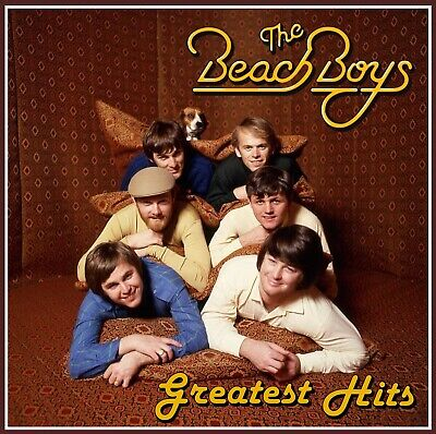 The Beach Boys - Greatest Hits 2-CD 60 Songs!  2019 Compilation  Good Vibrations