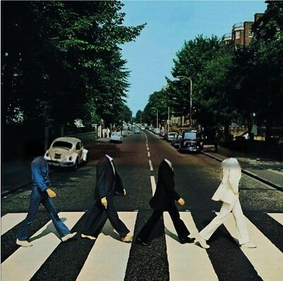 The Beatles - Abbey Road Instrumental CD - Full Original Beatles Album No Vocals