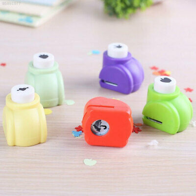1D20 BAA4 Cute Portable SDL Hand Shaper Scrapbook Hole Punch Shaper Office Child
