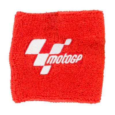 Moto GP Official Motorcycle Brake Reservoir Shroud Cover Red