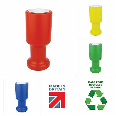 """New Eco Charity Fundraising Donor Money Collection Money  Box """"BULK BUY PACKS"""""""