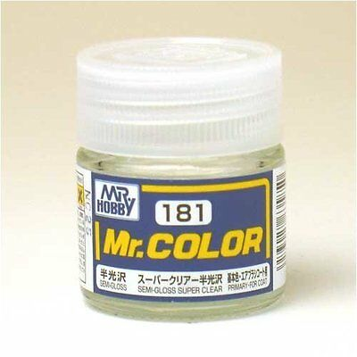 Mr.Color #C181 Semi-Gross Super Clear