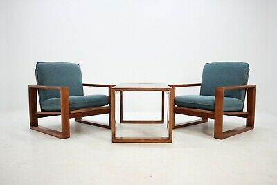 50er Cocktail Sessel Vintage Easy Lounge Chair MidCentury Modern Clubsessel 1//2