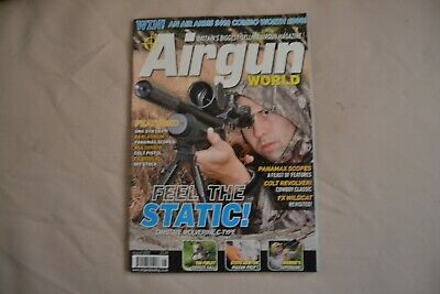 airgunworld magazine august 2015 never read good condition