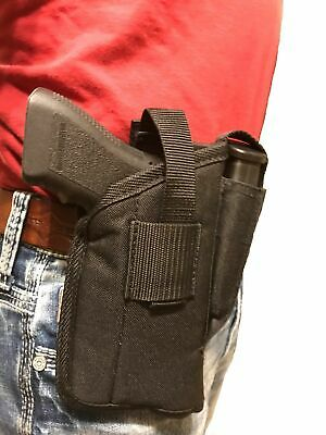 NYLON SIDE HOLSTER For Glock 17,20,21,22,31,33,37,38 With