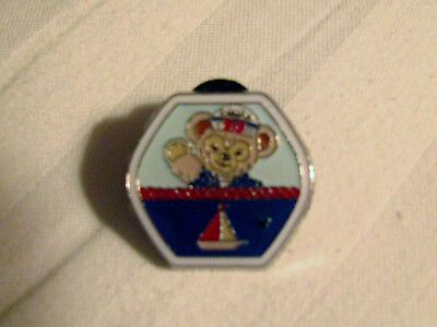 Disney Pin HKDL FUN Day FERRIS WHEEL Shellie May Duffy Hidden Mickey Hong Kong