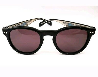 02b98ee485e9 NEW OLIVER PEOPLES SUNSET BLVD. SUNGLASSES MAISON KITSUNE COLLECTION  Blk/Grey