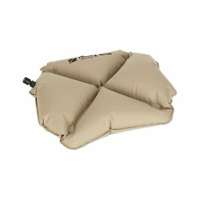Klymit Pillow X Inflatable Camp & Travel Pillow Recon Coyote Sand