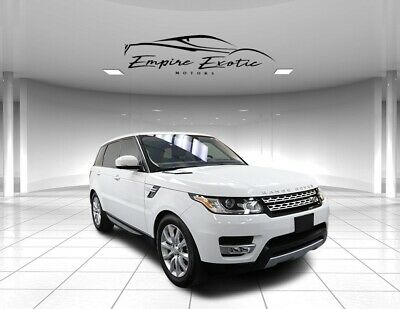 2016 Range Rover Sport HSE 2016 Land Rover Range Rover Sport,  with 17,551 Miles available now!