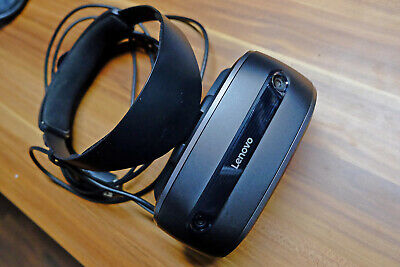 Lenovo Explorer VR Headset Windows Mixed Reality mit Controller