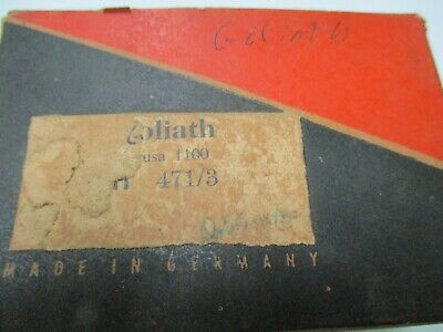Goliath 1100 engine bearings NOS Glyco 471/3, Goliath coussinets, Gleitlager