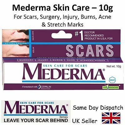 Mederma - Skin Care for Scars Reduce Surgery Acne Stretch Marks -10g