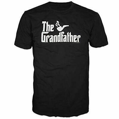 """The Grandfather Grandpa Gift for Father's Day Men""""s Sarcastic Funny T-Shirt"""