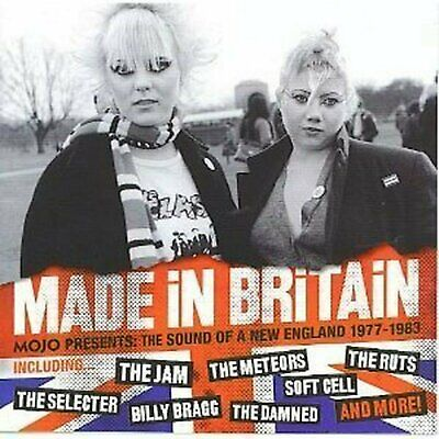 Made in Britain (Mojo Presents the Sound of a New England 1977-1983) [Audio C...