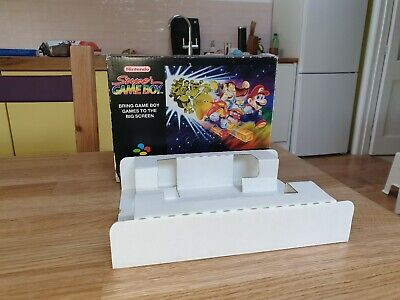 Super Game Boy Super Nintendo SNES Box and Inlay Only