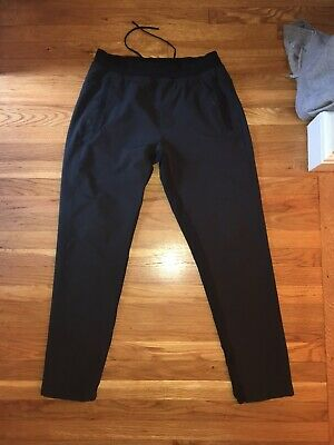 0e327fdf47baf1 LULULEMON MEN'S GREAT Wall Pant ANCH Grey Size M LM5535S - $99.00 ...